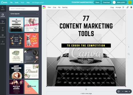 77 Tremendous Tools to Make You a Content Marketing Superstar | Social Media - the environment | Scoop.it