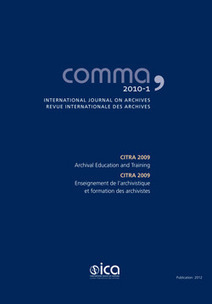 Comma – now available digitally from 2006 | archieven | Scoop.it