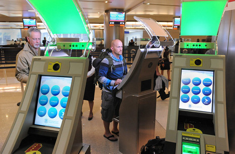 New automated passport kiosks at LAX expected to reduce customs wait times | Self-Service and Kiosks by Worldlink | Scoop.it