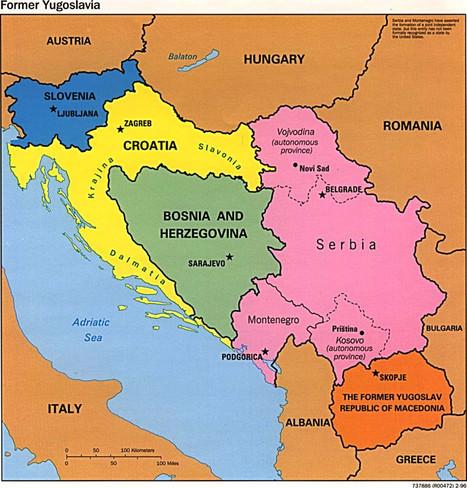 De Armenia a Macedonia: las revoluciones… descoloridas | LO + VISTO en la WEB | Scoop.it