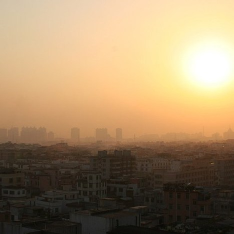 Real-time pollution data for China's biggest cities | Emergent Digital Practices | Scoop.it