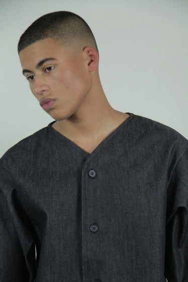 We Are Selecters · Denim Baseball Jersey by Colo | My Fashion Selection | Scoop.it