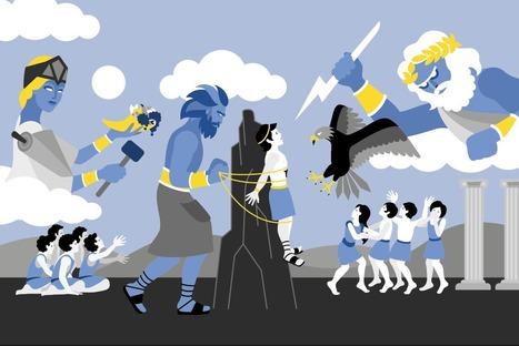 Légendes mythologiques - vidéos | Arts et FLE | Scoop.it