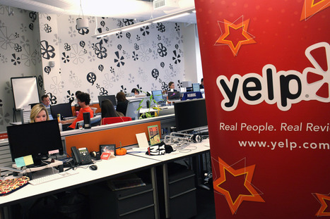 Yelp now lets you book SeatMe reservations from its restaurant and nightlife venue listings | All Things Location-Based | Scoop.it