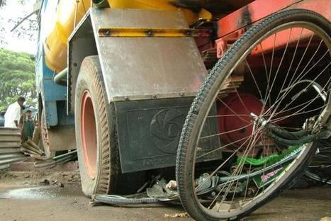 'Cyclists and pedestrians account for over half of all road fatalities' - The Hindu | Melbourne Cycling | Scoop.it