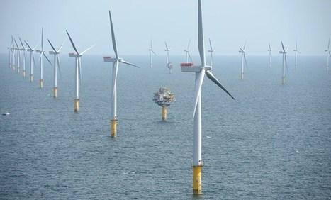 UK Green Investment Bank Raises £463m on its planned £1bn Offshore Wind Farm Fund | Green & Sustainable News | Scoop.it