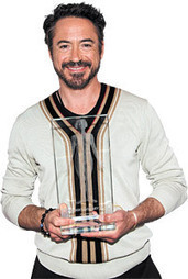 Robert Downey Jr. Honored for TCM Advocacy | Acupuncture and celebrity endorsement | Scoop.it