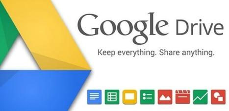 Usa Google Drive per fare blogging: 6 soluzioni utili | Blogging Freelance | Scoop.it