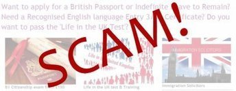 More ESOL Testing Scams in the UK | Career breaks | Scoop.it