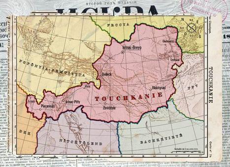 De Peter Pan à Tintin : géographie des pays imaginaires - France Culture | Géographie : les dernières nouvelles de la toile. | Scoop.it