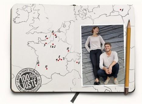 Juste, une marque de vêtements 100% écolo | Des 4 coins du monde | Scoop.it