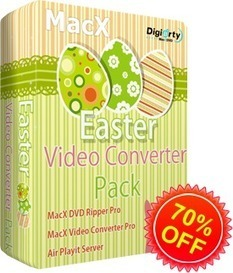 MacXDVD Easter Giveaway - Get MacX DVD Ripper Pro for Free | Software - Free Download, Giveaway and Coupon Promo | Scoop.it