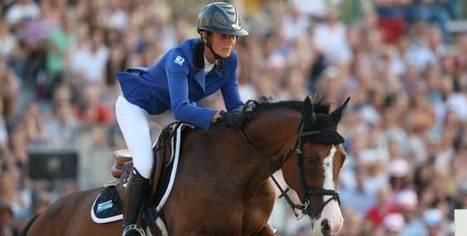 Leprévost et Flora au top...mais pas seules | Cheval et sport | Scoop.it