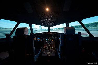 Les particularités d'AviaSim | AviaSim, un réseau unique de simulateur de vol en France | Scoop.it