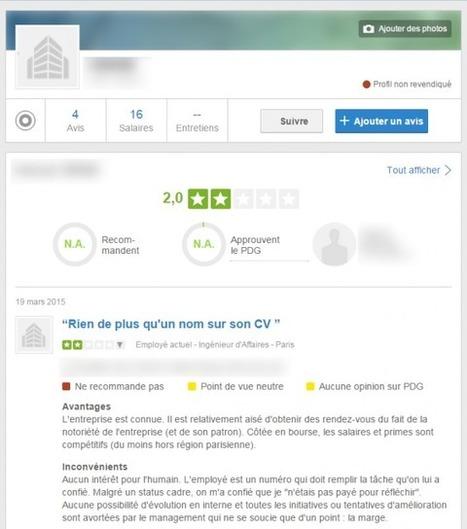 Marque employeur : comment l'optimiser sur Internet ? | Reputation VIP | E-reputation - Reputation VIP | Scoop.it