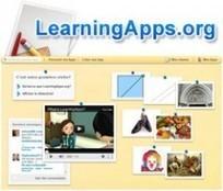 Conception d'activités interactives : Learninggapps | Formation Pédagogique | Scoop.it