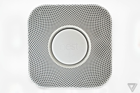 Google purchases Nest (remember their cool thermostat?) for $3.2 billion | The Awesome Internet of Things | Scoop.it