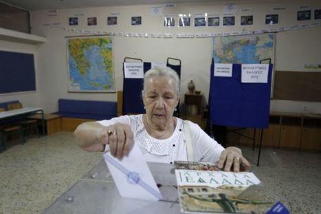 La Grèce vote sur son avenir européen | Union Européenne, une construction dans la tourmente | Scoop.it