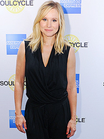 What's Kristen Bell's Secret to Balancing Fitness and Family Time? | People.com | APC Play | Scoop.it