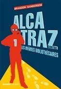 Alcatraz, le livre    Editions Mango   bib en séries   Scoop.it