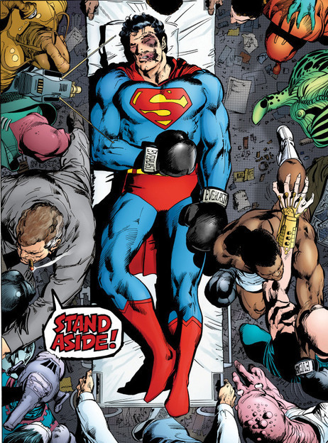 'Superman vs. Muhammad Ali' | All Geeks | Scoop.it