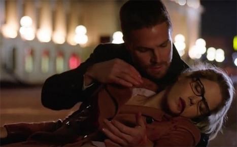 'Arrow' EP Reveals Season 4 Spoilers, Talks Felicity's Paralysis | ARROWTV | Scoop.it