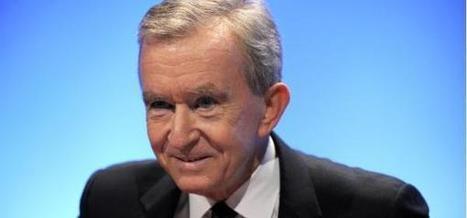 Bernard Arnault et Liliane Bettencourt parmi les vingt plus grandes fortunes mondiales | ECONOMIE- | Scoop.it