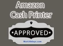 Amazon Cash Printer WSO Review | Warrior Forum | Wait 30 Days | Warrior Reviews - Online And Offline Marketing | Scoop.it