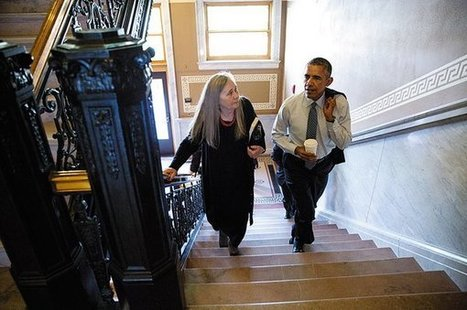 President Obama & Marilynne Robinson: A Conversation in Iowa by Barack Obama and Marilynne Robinson | Brain Candy | Scoop.it