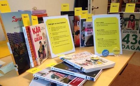 Tweet from @biblio_mia | Skolbiblioteket och lärande | Scoop.it