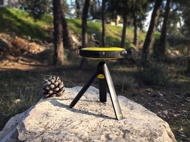VUZE turns virtual into consumer reality 3D 360 VR camera - A Beauty Feature | A Beauty Feature | Scoop.it