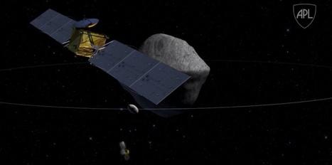 Les agences spatiales ont un plan pour sauver le monde | Beyond the cave wall | Scoop.it