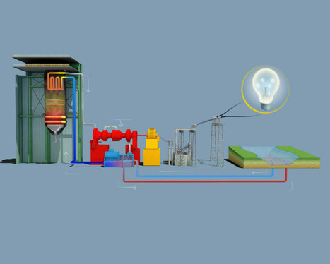 Nuclear and fossil-fuel power plants 3D animations - 3D animation + 3D renderings + design - Washington DC | tecno4 | Scoop.it