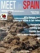 Basque Country special issue in Meet in Spain Magazine | Meet in Spain-es | Scoop.it