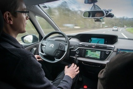 Self-driving? Sorry, most British drivers insist on taking the wheel   IAATI Australasian Branch   Scoop.it