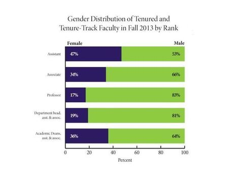 Purdue statistics reveal gender inequality | Gender Inequality | Scoop.it