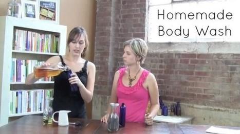 Homemade Body Wash: Skip the dirty microbeads! | Contaminación en Oceanos | Scoop.it