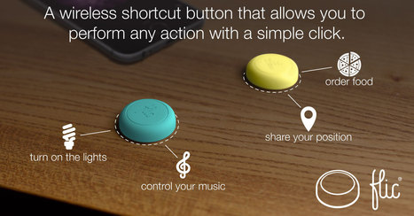 "[Geek] [Home] ""Flic"" The Wireless Smart Button 