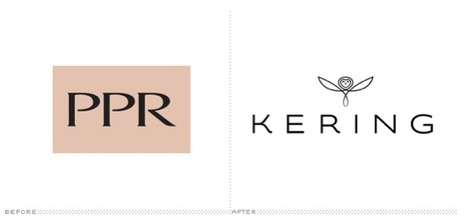 PPR renamed as Kering (parent of Gucci, Puma, A. McQueen, S. McCartney etc.) | Corporate Identity | Scoop.it