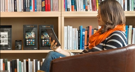 Amazon to launch 'Kindle Unlimited' ebook subscription service for $10 per month   Digital Constructionism   Scoop.it