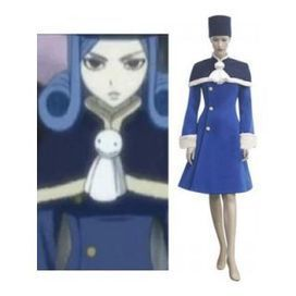 Fairy Tail Juvia Loxar Blue Cosplay Costume -- CosplayDeal.com | Fairy Tail Cosplay | Scoop.it