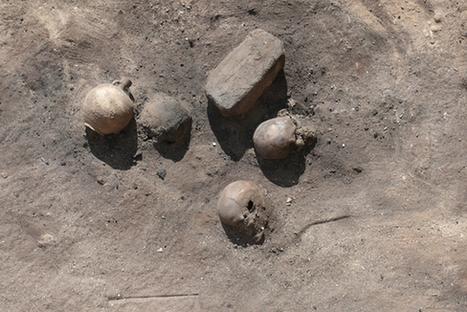 Archéologie : les traces d'une épidémie antique découvertes en ... | archéologie | Scoop.it