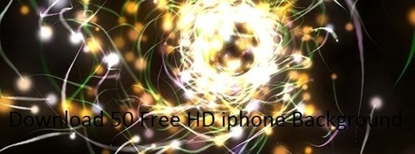 Download 50 Free HD iphone Background   Get your PSD's Converted to HTML   Scoop.it