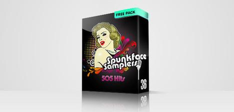 Free Soundbanks - 505 Drum Hits | Electronic | Scoop.it