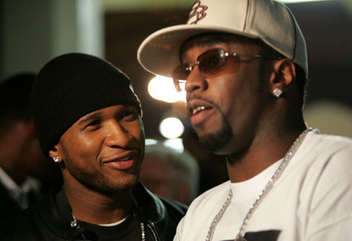 CONFESSIONS: P. Diddy Admits To SMASHING Usher Raymond? [Video] ~ Gossipwelove | CelebrityGossip | Scoop.it
