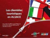 Observatoire Tourisme - Origine clientèles Alsace | Le tourisme pour les pros | Scoop.it