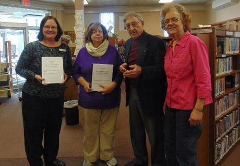 Local historians donate large volume of genealogy records to Milan Public Library - Heritage Newspapers | Genealogy Michigan | Scoop.it