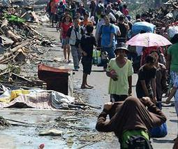 Typhoon: after battle to survive, the struggle to live | Sustain Our Earth | Scoop.it