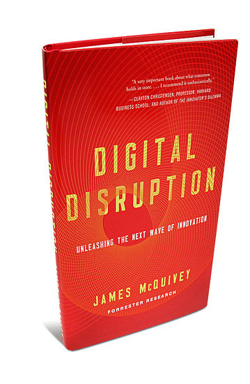 Book Review: Digital Disruption | networking people and companies | Scoop.it