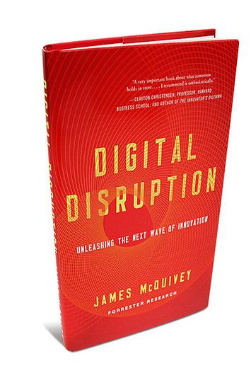 Book Review: Digital Disruption | Megatrends | Scoop.it